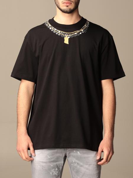 Ih Nom Uh Nit: T-shirt Ih Nom Uh Nit in cotone con stampa gioiello