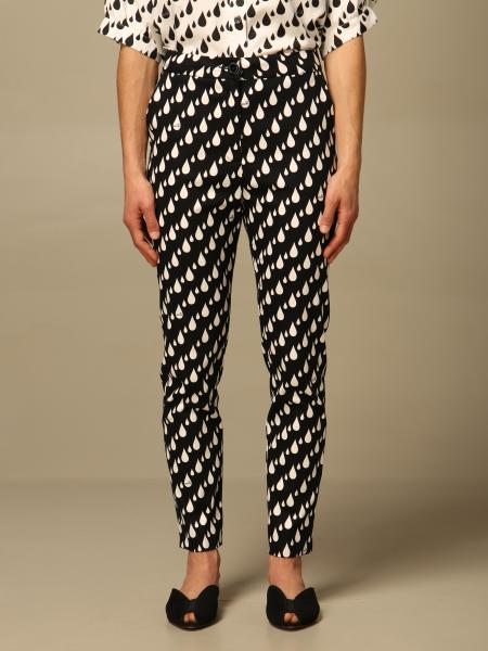 Love Moschino: Pantalon femme Love Moschino