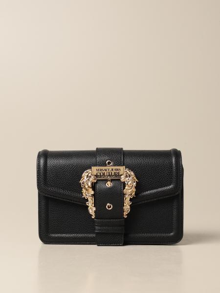 Versace Jeans Couture donna: Borsa Versace Jeans Couture con big logo