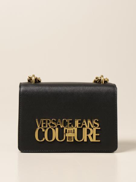 Borsa Versace Jeans Couture con big logo