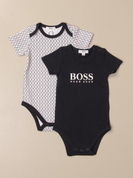 Set 2 body Hugo Boss con logo