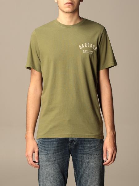 T-shirt men Barbour