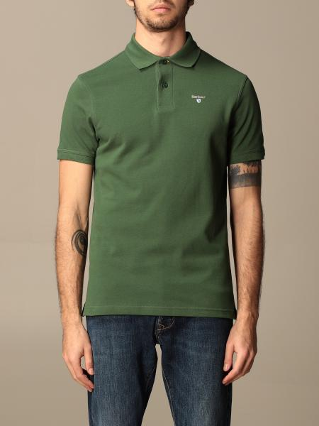 Barbour men: Polo shirt men Barbour