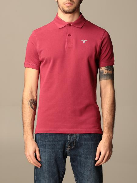 Polo homme Barbour