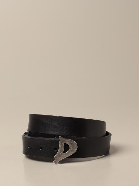 Cintura Dondup in pelle