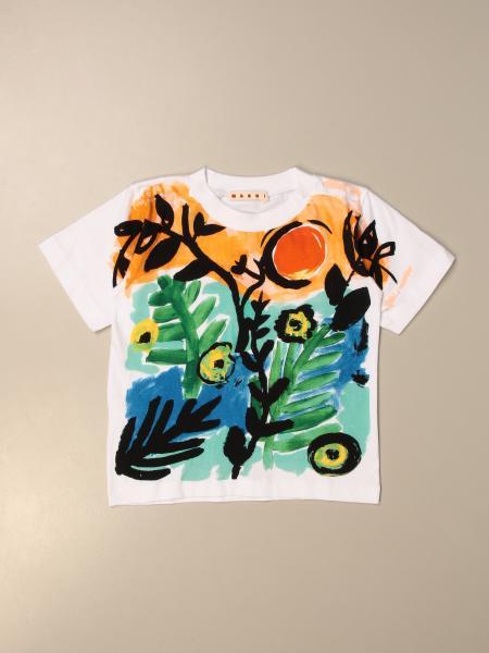 Marni: T-shirt enfant Marni