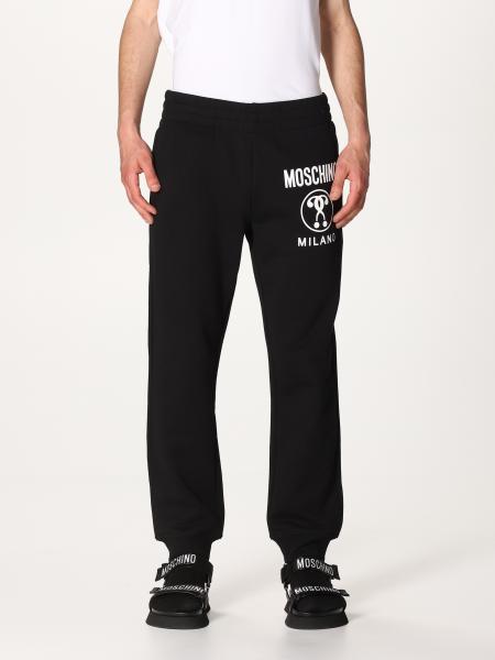 Pantalone jogging Moschino Couture