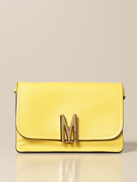 Moschino für Damen: Schultertasche damen Moschino Couture