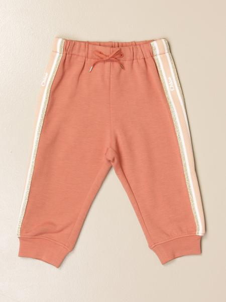 Chloé: Chloé jogging trousers with striped bands