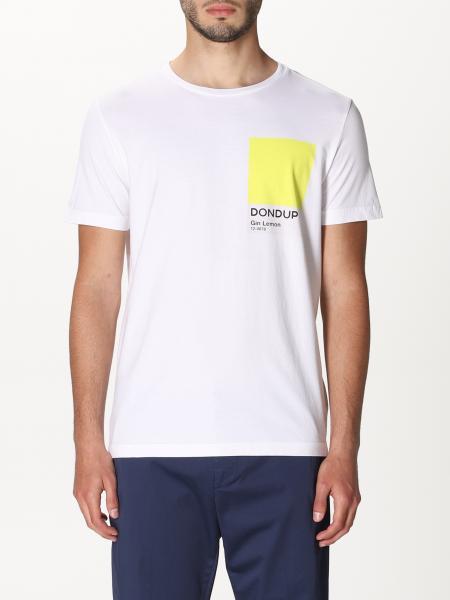 Dondup: T-shirt Dondup con logo