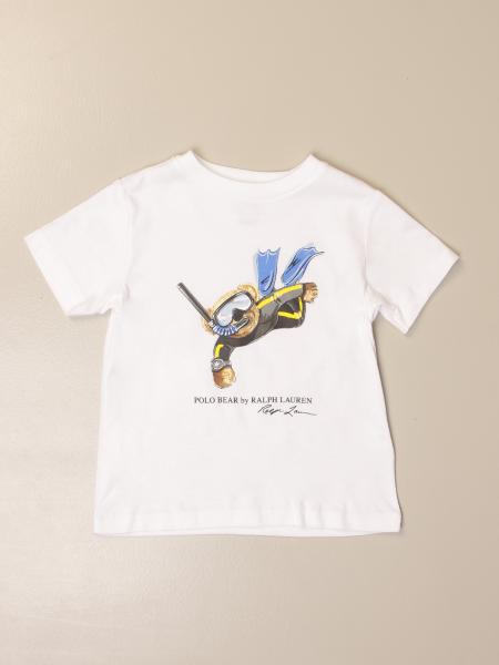 Polo Ralph Lauren für Kinder: T-shirt kinder Polo Ralph Lauren Toddler