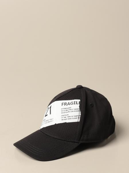 N ° 21 baseball cap with logo