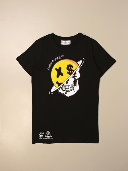 Philipp Plein: T-shirt kinder Philipp Plein