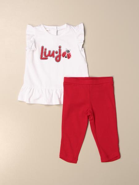 Liu Jo t-shirt + trousers set with logo