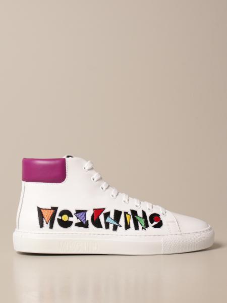 Moschino: Sneakers herren Moschino Couture