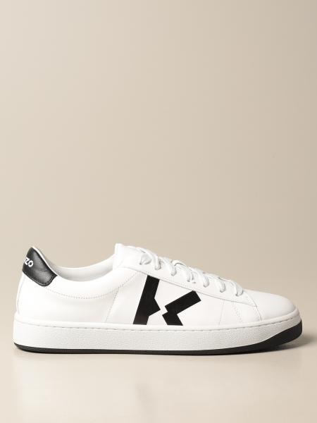 Kourt Kenzo leather sneakers