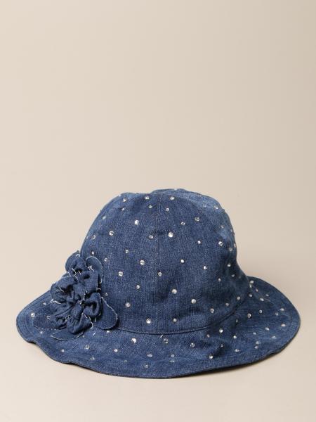 Hat girl kids Monnalisa