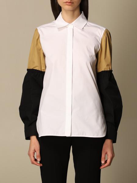 Max Mara poplin shirt