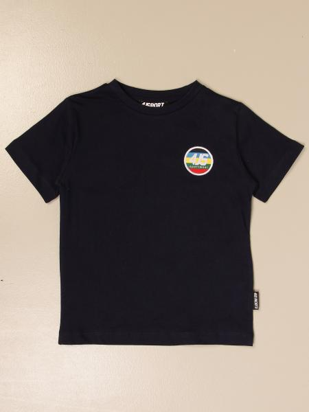 Paciotti 4US T-shirt with back print
