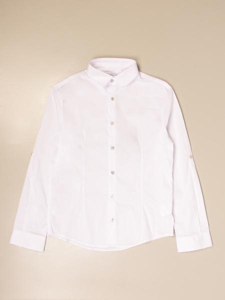 Camicia Daniele Alessandrini in cotone