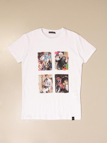 Daniele Alessandrini t-shirt with front print