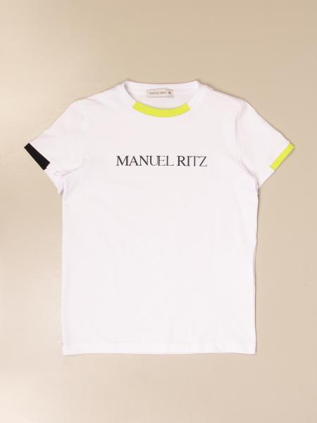 Футболка Детское Manuel Ritz