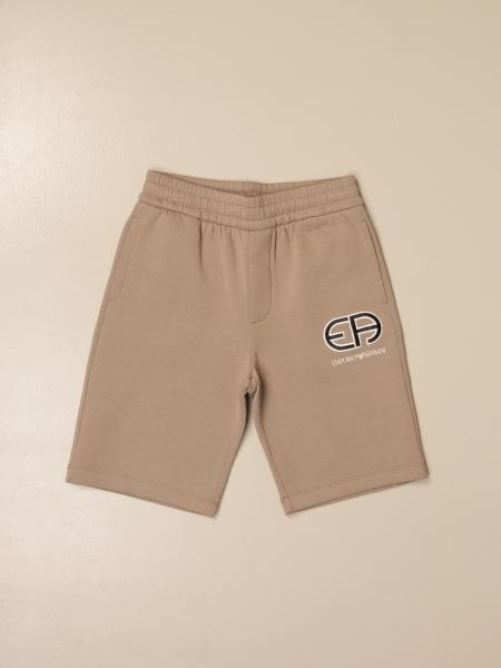 短裤 儿童 Emporio Armani
