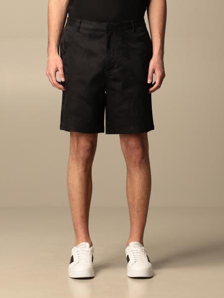 Pantaloncino Emporio Armani con tasche a filo