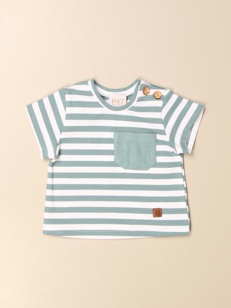 Paz Rodriguez striped crew neck T-shirt