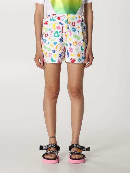 Shorts damen Love Moschino