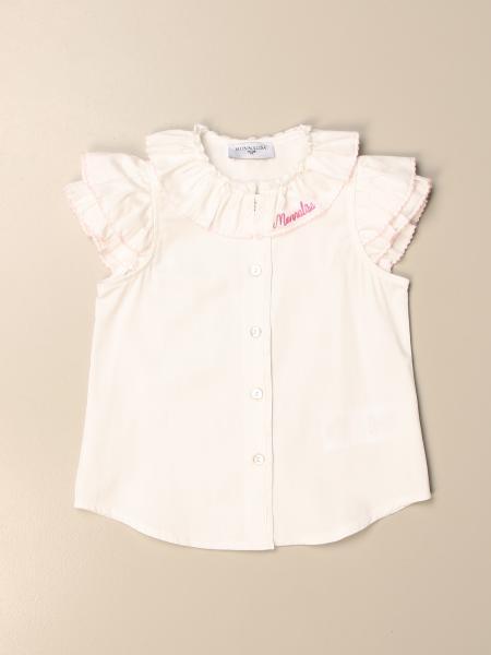 Monnalisa: 衬衫 儿童 Monnalisa