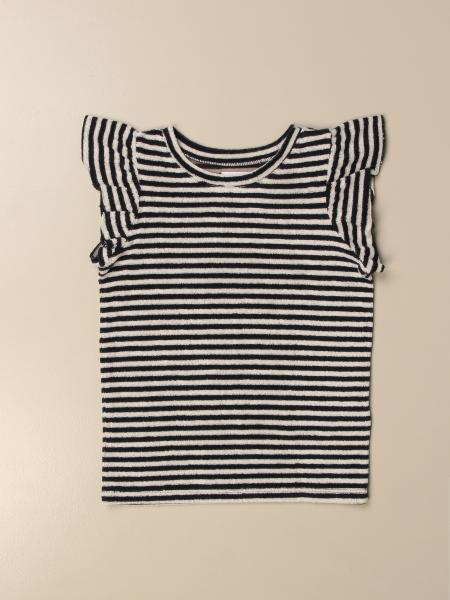 Douuod: Striped Douuod T-shirt
