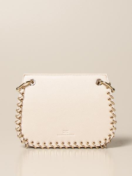 Elisabetta Franchi women: Elisabetta Franchi shoulder bag with piercing