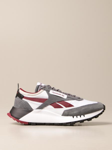 Reebok Legacy sneakers in suede and nylon
