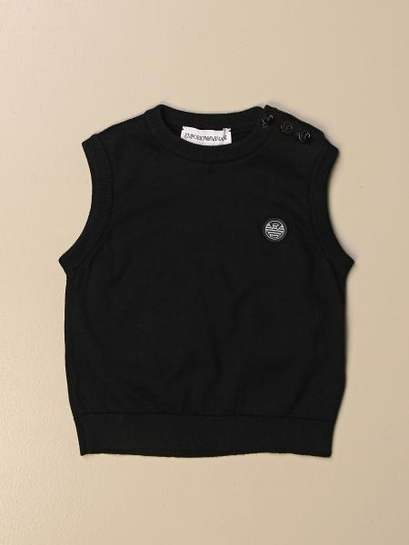 Emporio Armani vest with logo