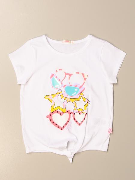 Billieblush: Billieblush cotton t-shirt with print