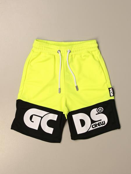 Gcds: Gcds jogging shorts with logo