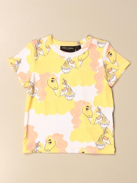 T-shirt Mini Rodini stampata