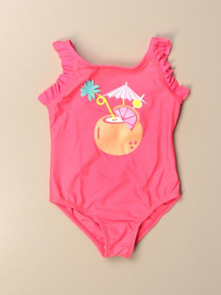 Billieblush: Billieblush one-piece swimsuit with print