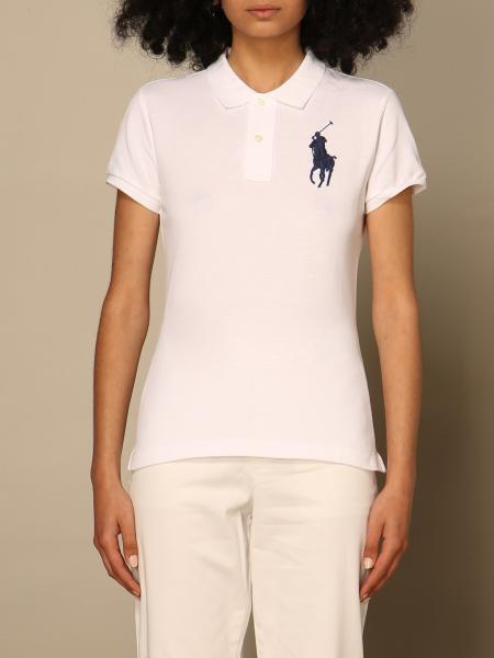 Polo Ralph Lauren donna: Polo Polo Ralph Lauren in cotone