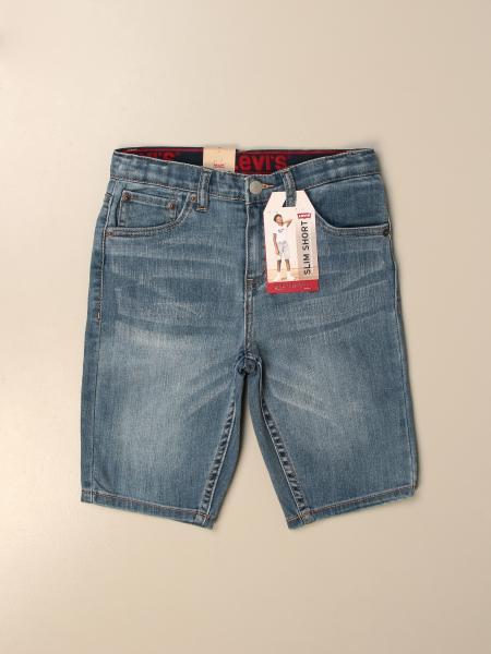 Levi's 5-pocket denim shorts