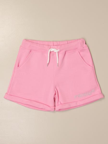 Pinko cotton jogging shorts