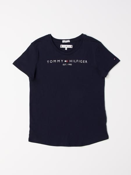 Tommy Hilfiger cotton t-shirt with logo