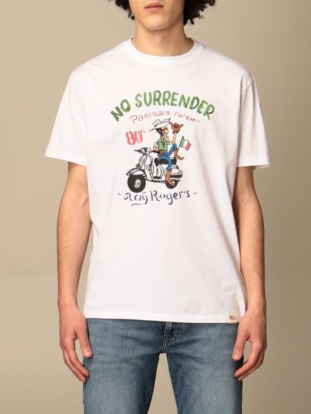 T-shirt Roy Rogers con stampa frontale