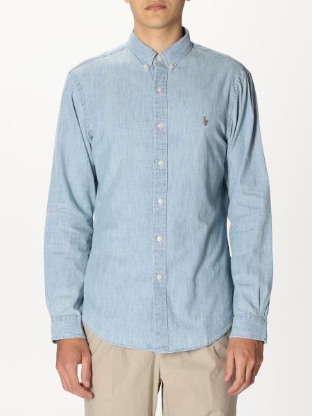 Polo Ralph Lauren shirt with button down collar
