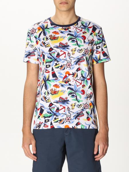 T-shirt Polo Ralph Lauren a fantasia