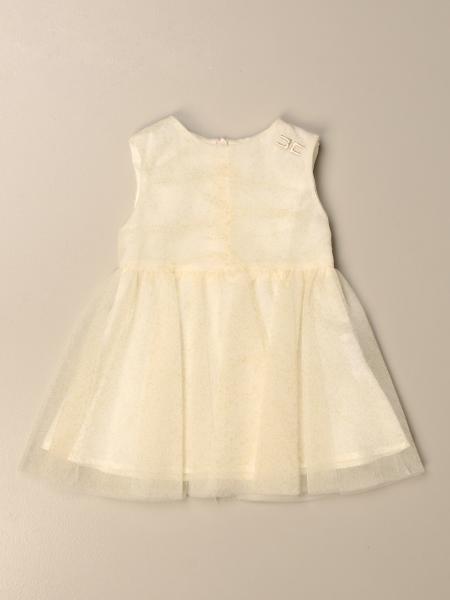 Elisabetta Franchi short dress in tulle
