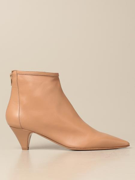 Anna F.: Anna F. ankle boots in nappa leather