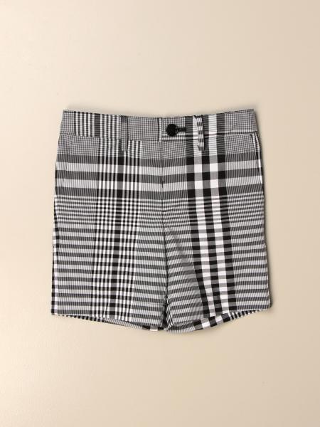 Pantaloncino classico Burberry check