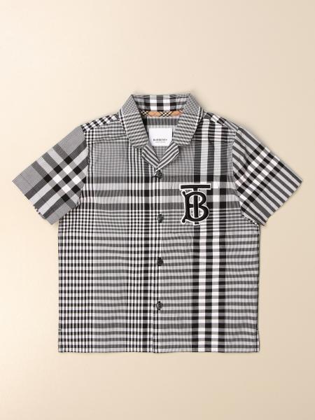 Camisa niños Burberry